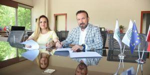 İzmit Belediyesi, Kocaeli Üniversitesi Güzel Sanatlar Fakültesi İle Protokol İmzaladı
