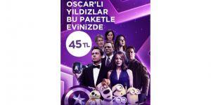 Film Severlere Digitürk'ten Müjde ! Filmin Yıldızı Paketi Evlerinize Geliyor !