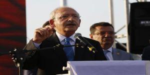 Kılıçdaroğlu:Onların arasındaki kavgaya bir unsur olarak girmemeliyiz