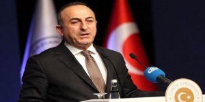 Bakan Çavuşoğlu, İranlı Mevkidaşıyla Görüştü