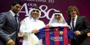Barcelona'dan Katar açıklaması!