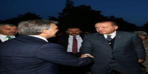 Cumhurbaşkanı Erdoğan İle Abdullah Gül Yan Yana