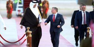Ürdünlüler: Katar'la değil İsrail'le kesin