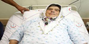 Kanser Hastası Kadın Robotik Cerrahi Ameliyatıyla Sağlığına Kavuştu