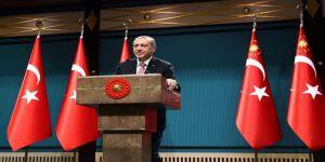 Erdoğan'a Brundili Konuk