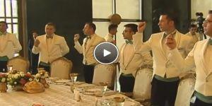 """En """"Forslu"""" İftar! Beştepe'nin Mutfağı İlk Kez Görüntülendi"""