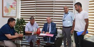 Tekirdağ Büyükşehir Belediyesi İle Tarım Kooperatifleri Birliği Arasında Protokol