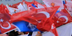 AK Parti'den 6 ülkede tören
