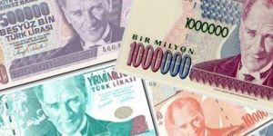 Altı sıfırlı Türk Lirası'yla büyük vurgun