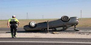 Bayram Ziyareti Yolunda Kaza: 6 Yaralı