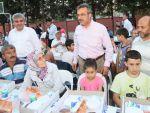 Gebze protokolü Arapçeşme'de iftar açtı!