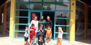 Çocuk Hakları Okulu Eğitimlerine Devam Ediyor