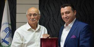 Çekül Vakfı Başkanı Prof. Dr. Metin Sözen Bozüyük Şehir Müzesi Ve Arşivi'ni Ziyaret Etti