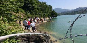 16 Yaşındaki Çocuk Baraj Gölünde Boğuldu
