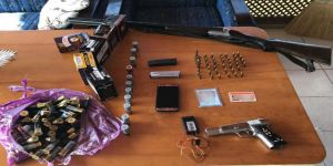 Anahtarlık Görünümlü Suikast Silahı Ele Geçirildi