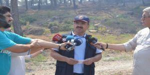 Orman Genel Müdüründen İzmir'deki Yangına İlişkin Açıklama
