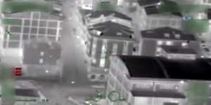 Deaş Ve El-nusra Operasyonunu Polis Kamerasında