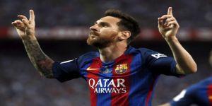Messi İmzayı Attı