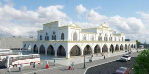 Medine Tren Garı'ndan Esinlenerek Yapılan Yeni Bilecik Otogarı'nda Sona Gelindi