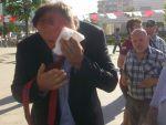 Ülkücüler CHP'lilere saldırdı!