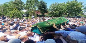 Seyyid Salih Geylani Dualarla Defnedildi