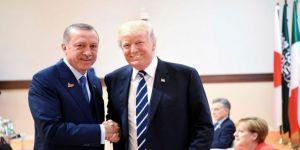 Erdoğan ve Trump arasında sürpriz görüşme!