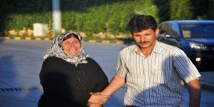 Hamile Kadın Ve Bebeğinin Cenazesi Suriye'ye Gönderildi