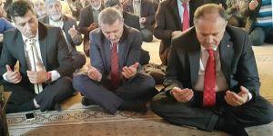 Beykoz'da Şehitler İçin Mevlid Okutuldu