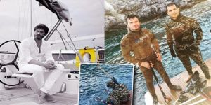 Çağatay Ulusoy artık tekne sahibi