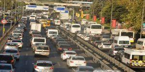 Trafikte Kaç Kadın Sürücü Var
