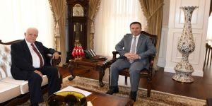 Bitlis'ten hayırlı olsun ziyareti