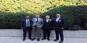 Fikret Orman'dan Uefa'ya Ziyaret