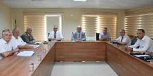 Albayrak Bilgilendirme Toplantılarına Katıldı