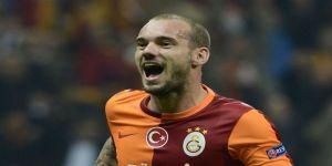 Antalyaspor Sneijder İçin Devreye Girdi