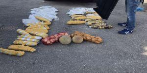 Otomobilin Zulasından 27 Kilo Esrar Çıktı