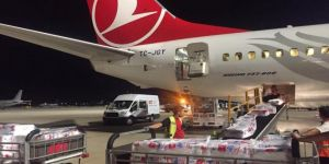 Ege'nin balığı Turkish Cargo ile Kuveyt sofralarında