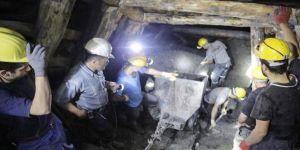 Maden ocağında göçük: 1 işçi öldü !
