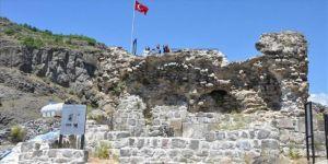 Şavşat Kalesi kazılarında sona gelindi