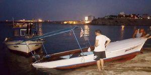 Kıbrıslı Bakan'ın teknesi battı
