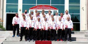 Avrupa Şampiyonası'nda 7 Madalya Garanti