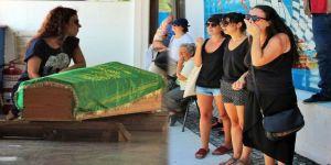 Depremde Ölen Türk'ün Cenazesi Gözyaşlarıyla Karşılandı