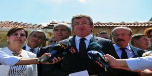 Chp'li Altay Ve Beraberindekiler Filistin Büyükelçisi İle Görüştü