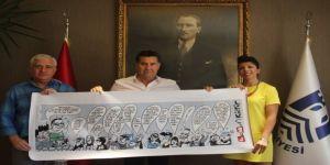 Başkan Erdem, Silivri'de Fetö Davalarını Takip Etti