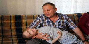 Serebral Palsi Hastası Oğlu İçin Yardım Bekliyor