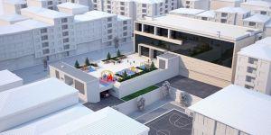 Poligon Kültür Merkezi Ve Park Projesinin İnşaatı Başlıyor