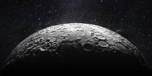Ay'da su izine rastlandı