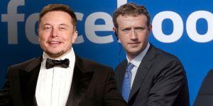 Zuckerberg ve Musk birbirine girdi!