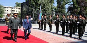 Bakanı Canikli, Özbekistan'da