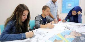 Bilgievlerinde Hazırlanarak Güzel Sanatlar Lisesini Kazandılar