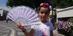 Edirne'de Sıcaklar Bunalttı